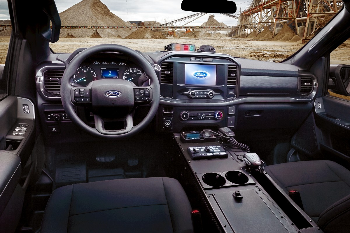 Ford F 150 Police Responder 5