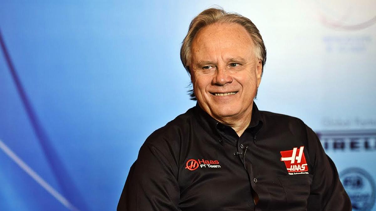 Haas -- Merc has killed Formula 1