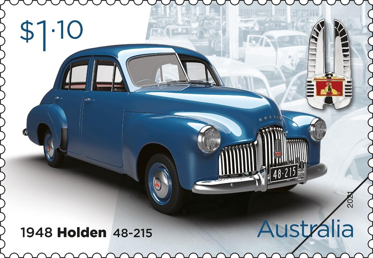 Holden Australian Icon 1948 48 215