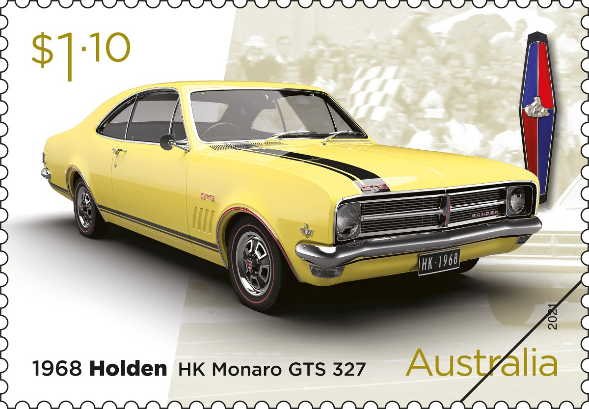 Holden Australian Icon 1968 Monaro
