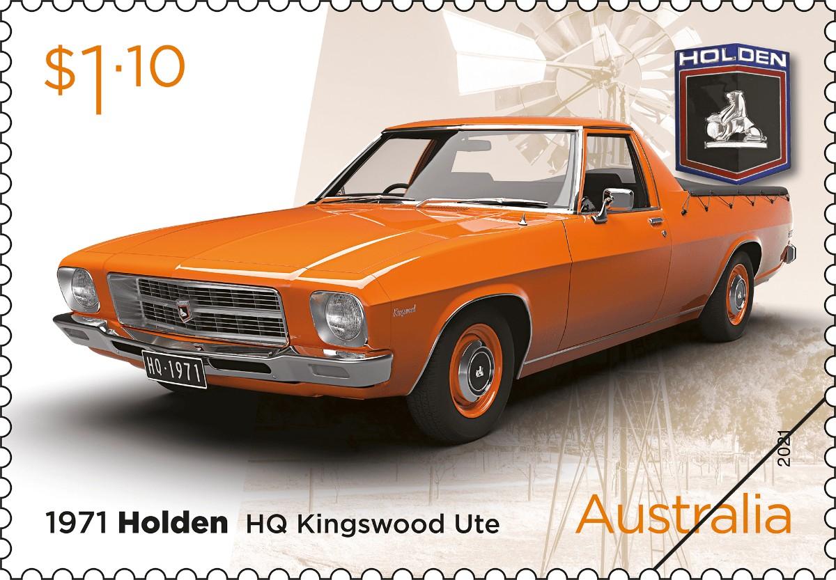 Holden Australian Icon 1971 Kingswood
