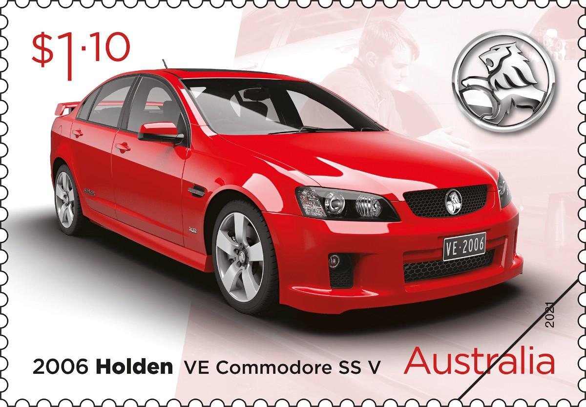 Holden Australian Icon 2006 Commodore