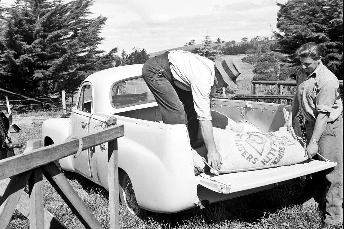Holden Ute 70th anniversary 1