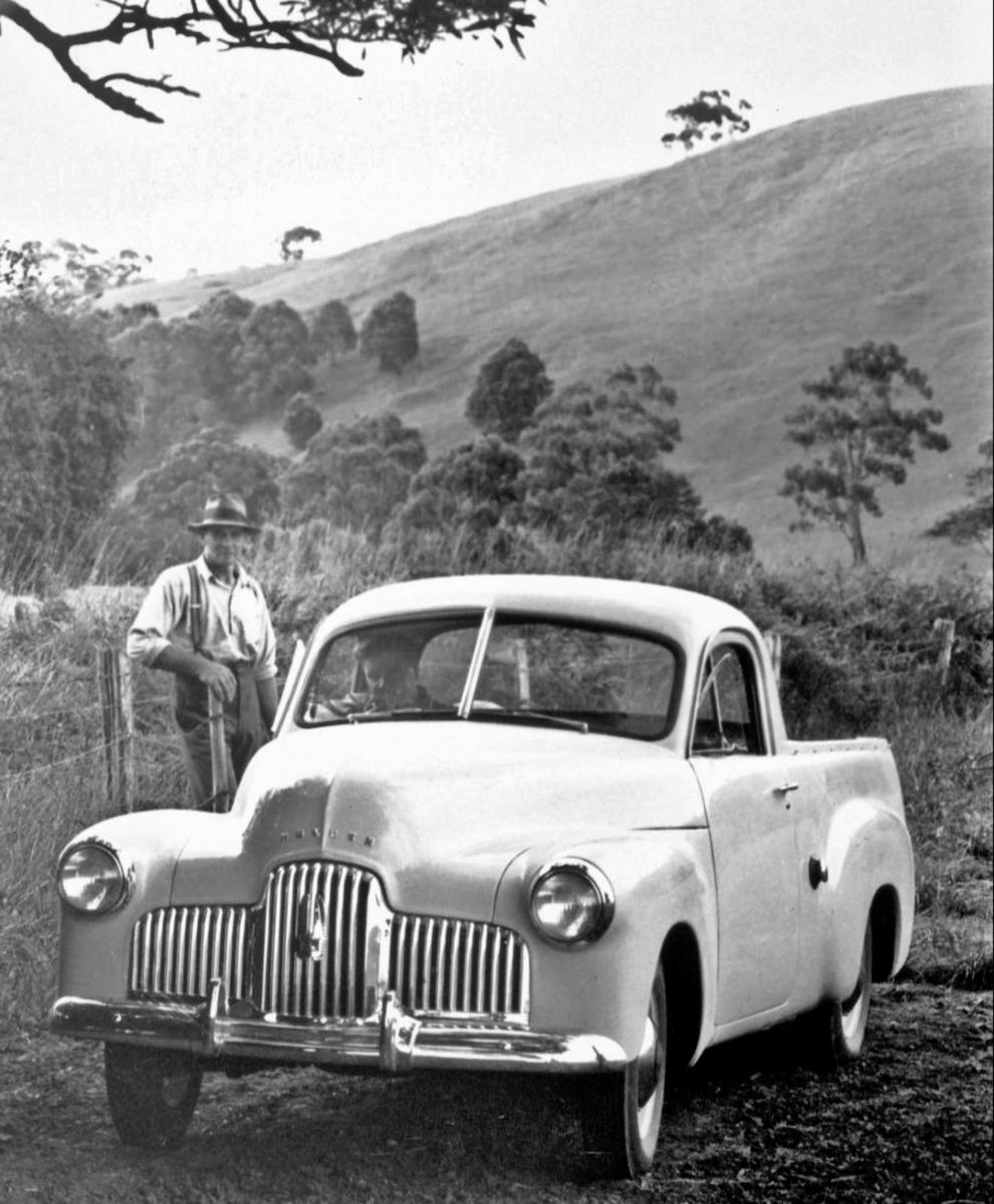 Holden Ute 70th anniversary 2