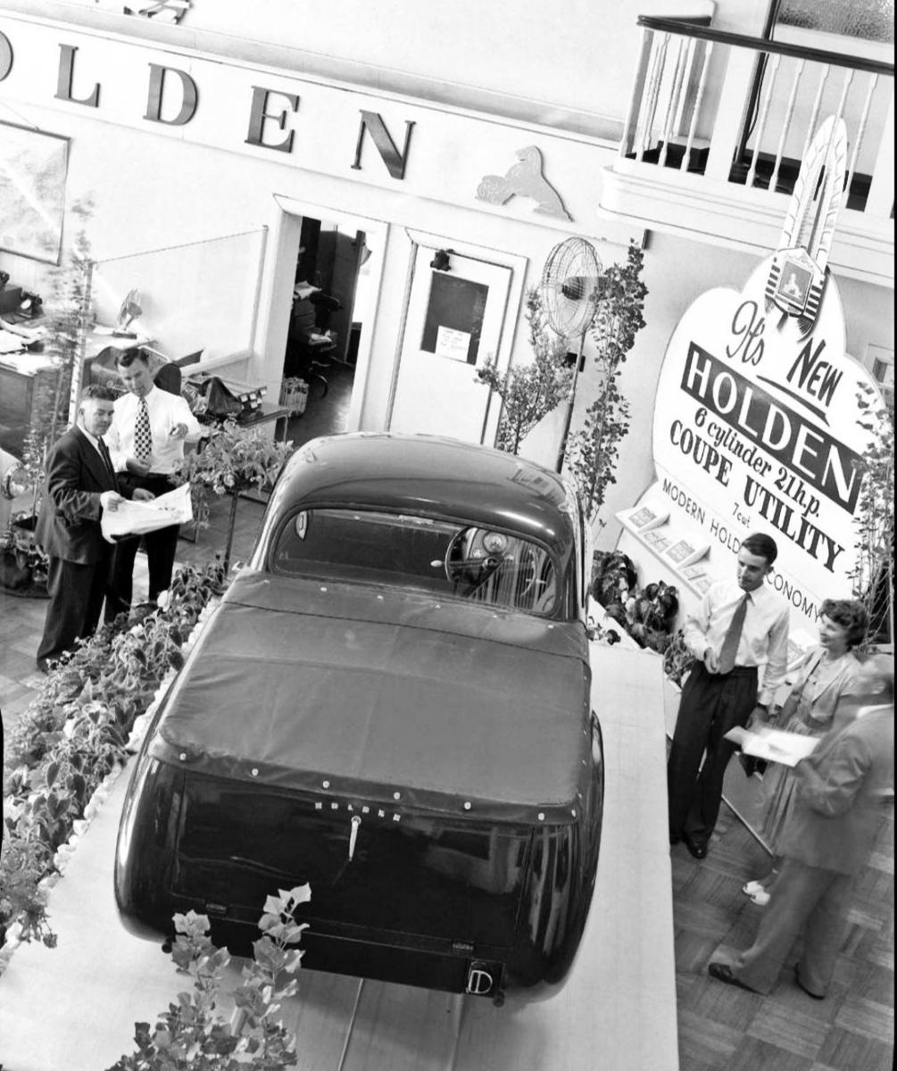 Holden Ute 70th anniversary 3
