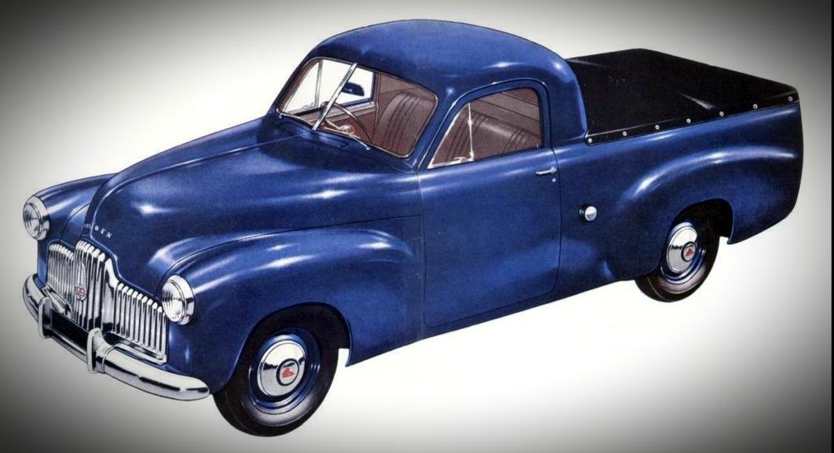 Holden Ute 70th anniversary 5