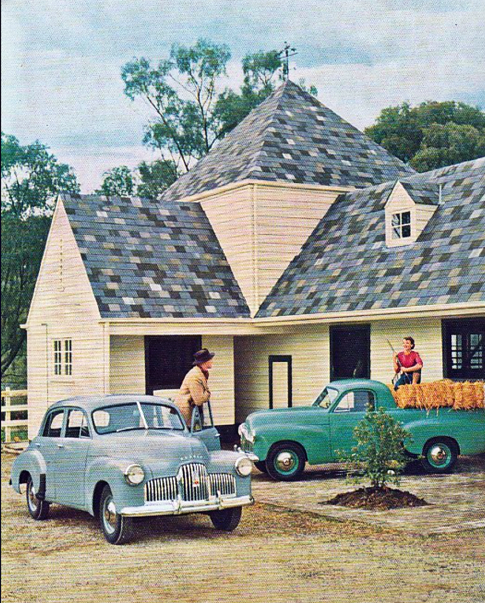 Holden Ute 70th anniversary 6
