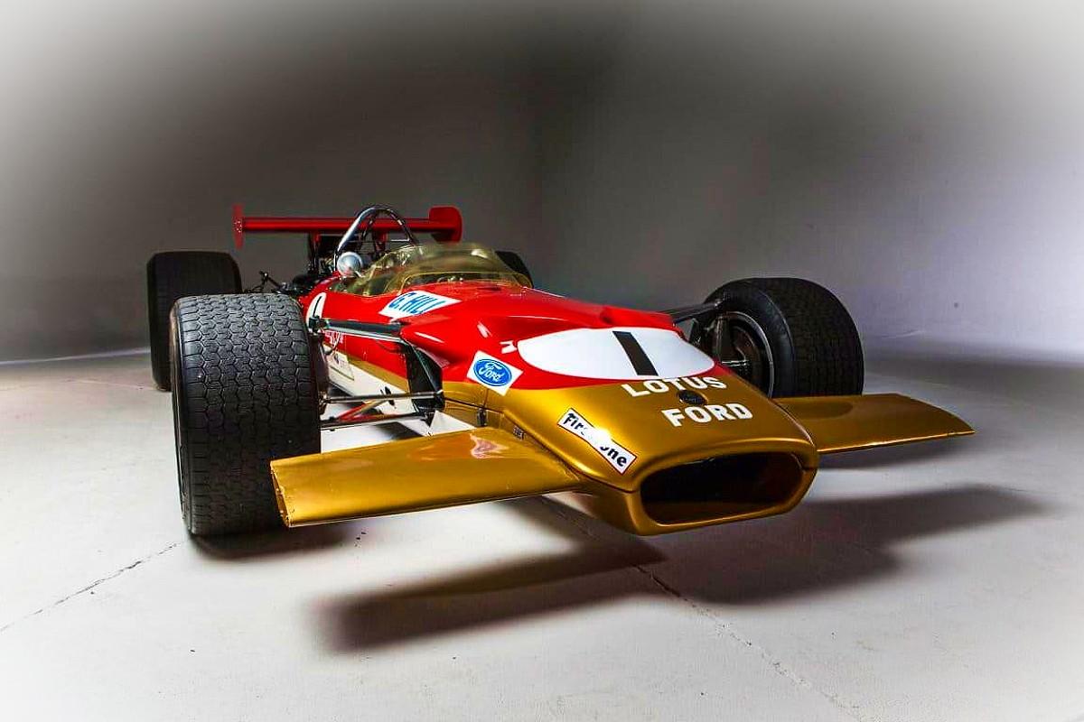 Lotus Type 49 2