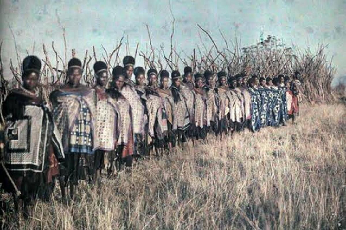 Wives of King Sobhuza
