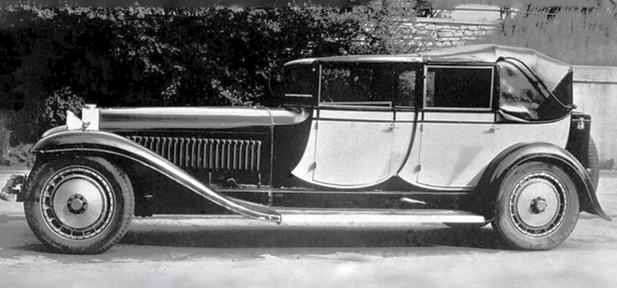 nEl1ev6L 1930 Bugatti Royale Berline de Voyage