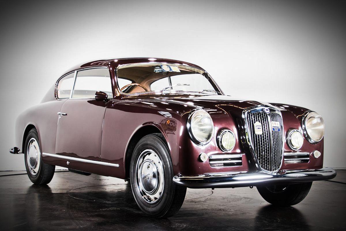 1952 Lancia Aurelia GT 3