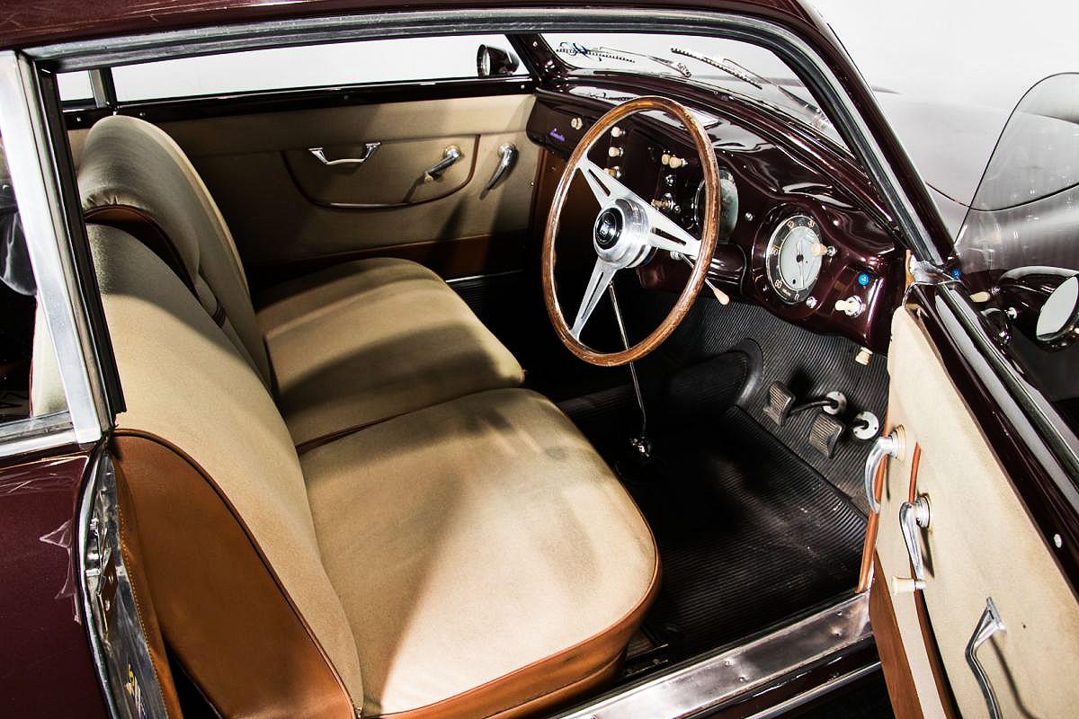 1952 Lancia Aurelia GT 8