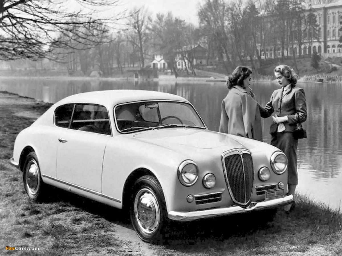 1953 Lancia Aurelia 2