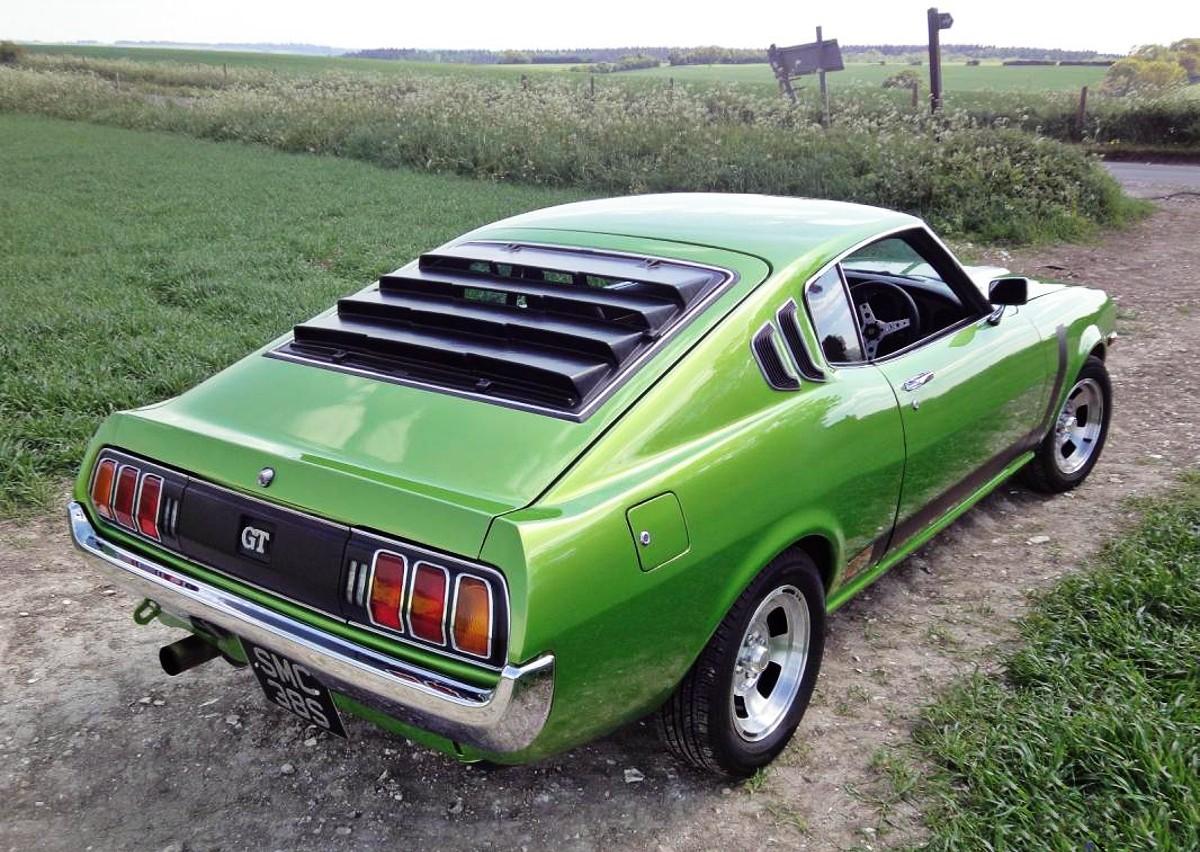 1977 Mustang Celica