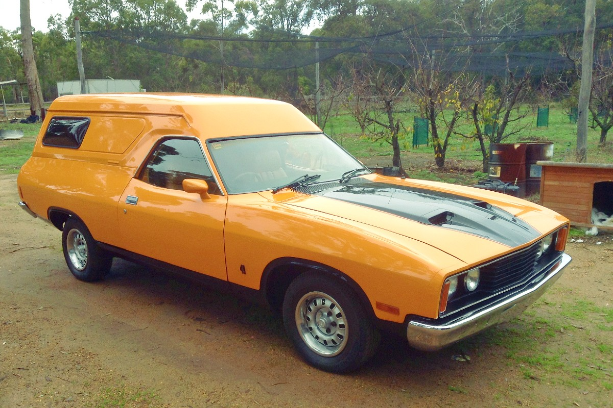 1978 Ford Falcon XC Sundowner