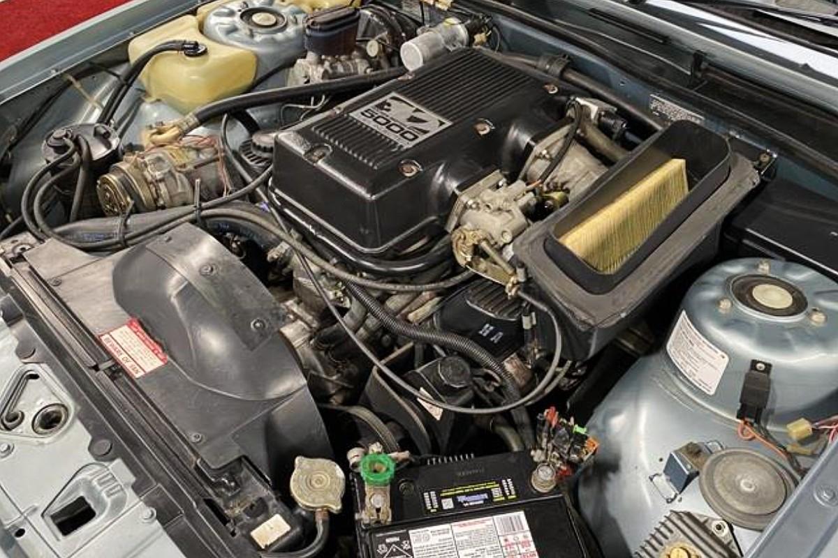 1988 Holden VL Walkinshaw SS Group A 2