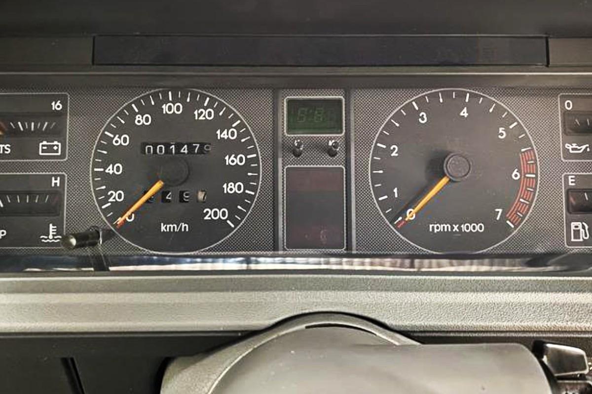 1988 Holden VL Walkinshaw SS Group A 3
