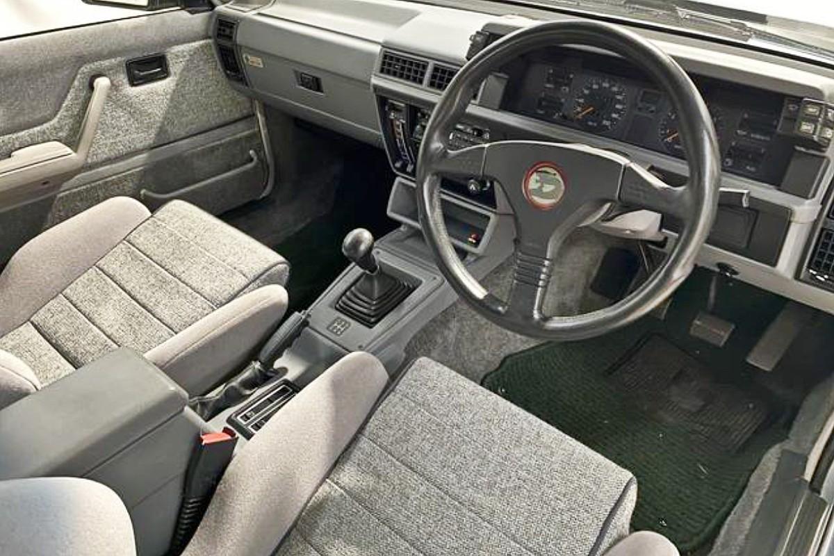 1988 Holden VL Walkinshaw SS Group A 4