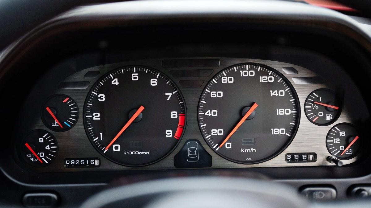 1992 Honda NSX 10