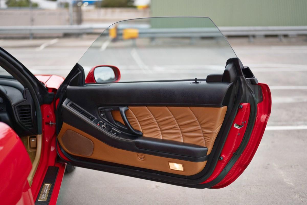 1992 Honda NSX 13