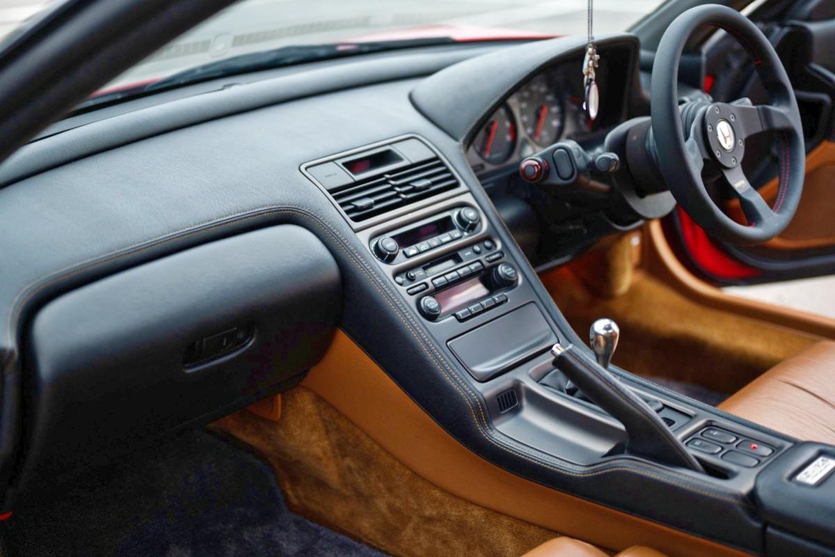 1992 Honda NSX 14