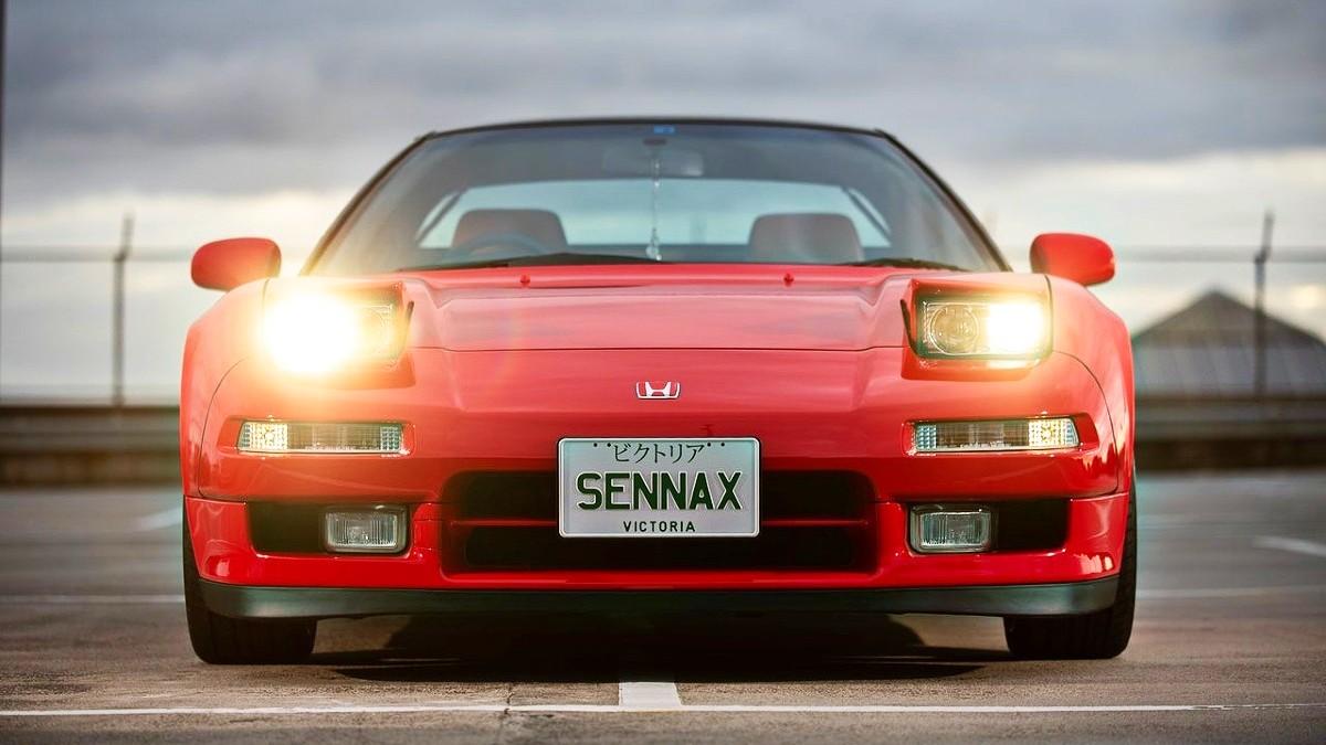 1992 Honda NSX 2