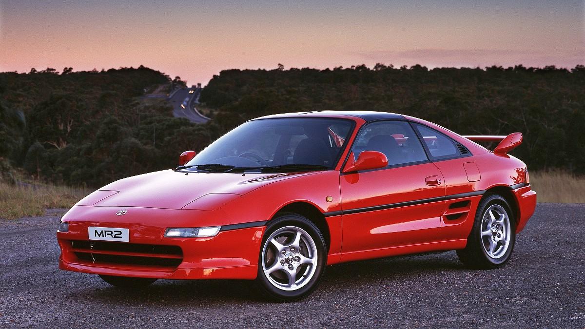 1998 Toyota MR2 1