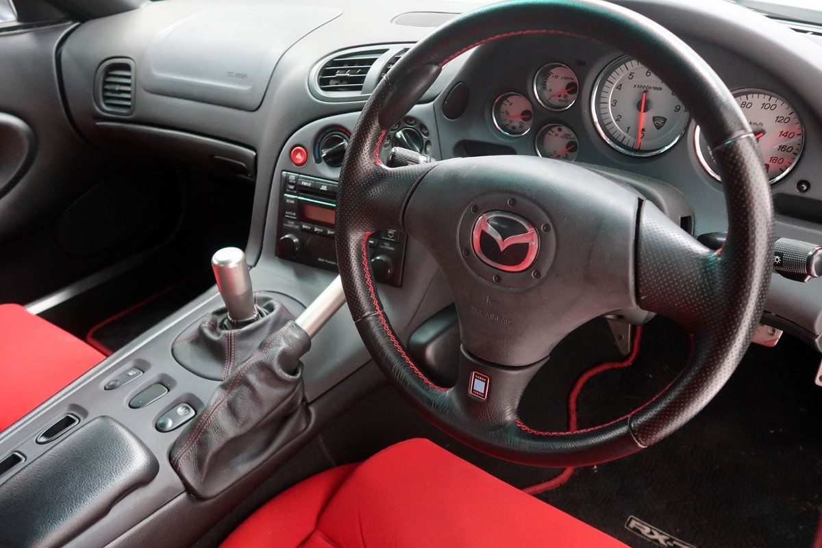 2002 Mazda RX 7 Spirit R Type A Coupe 10