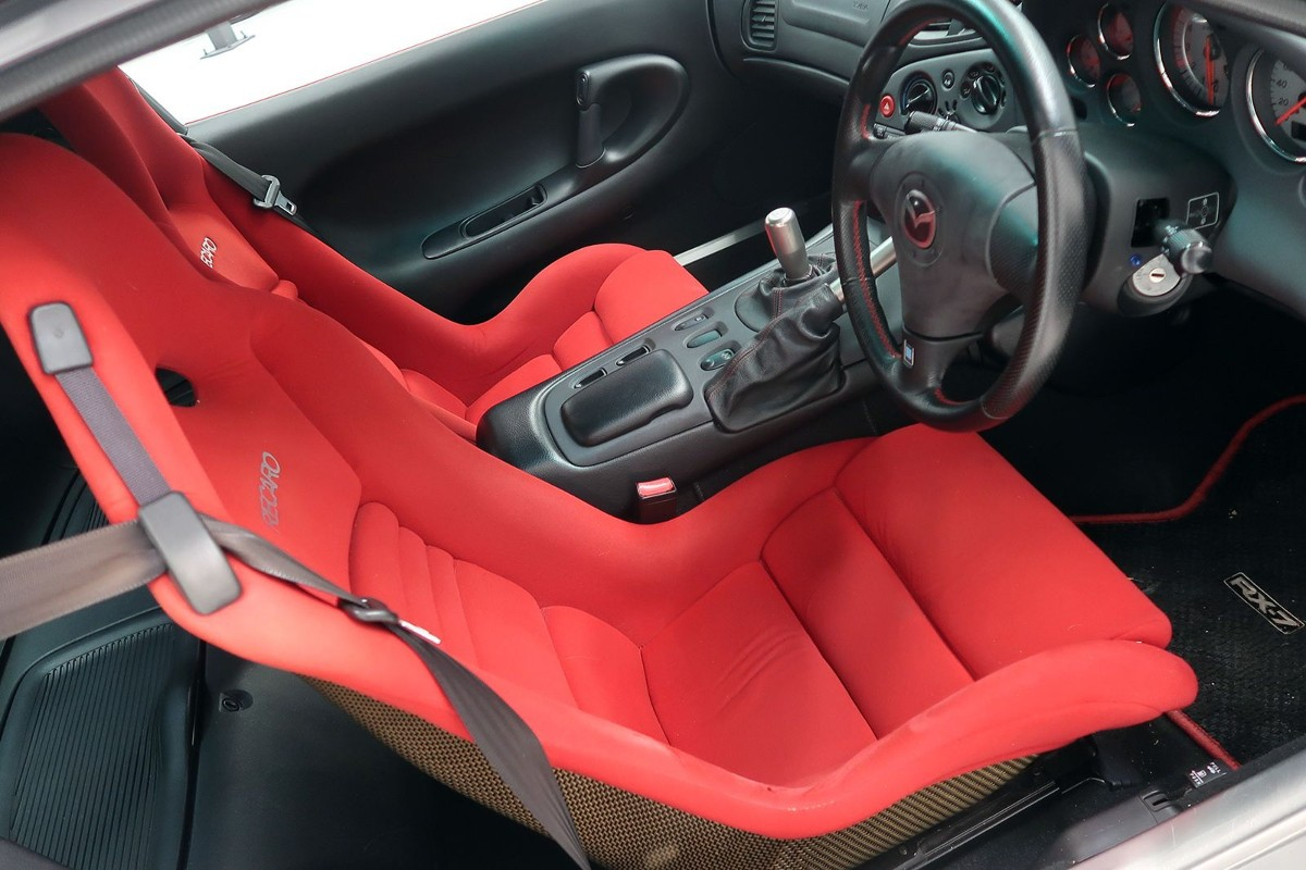 2002 Mazda RX 7 Spirit R Type A Coupe 12