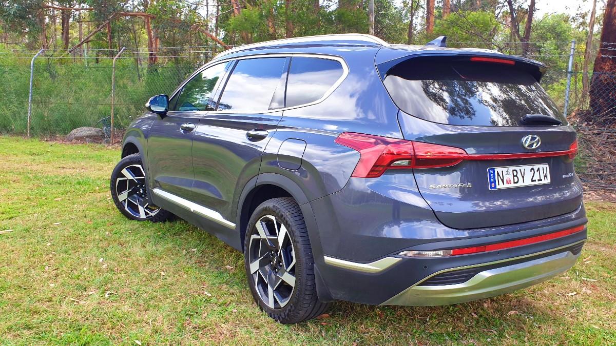 2021 Hyundai Santa Fe Elite 2