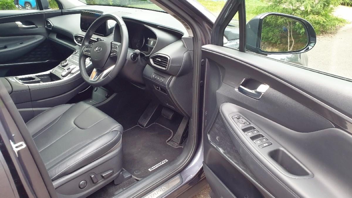 2021 Hyundai Santa Fe Elite 3
