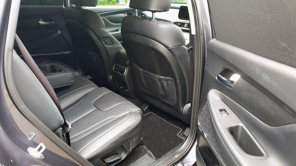 2021 Hyundai Santa Fe Elite 5