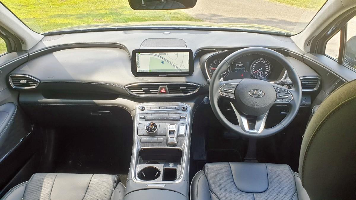 2021 Hyundai Santa Fe Elite 6