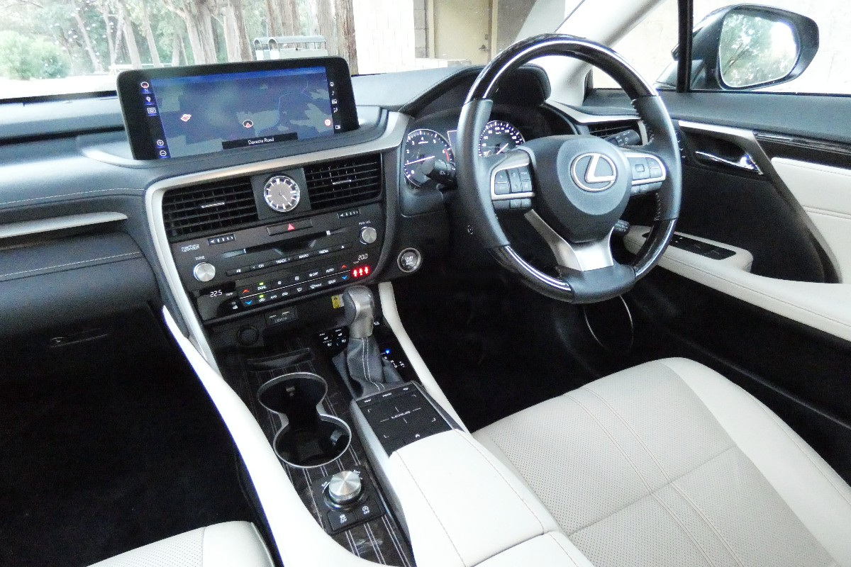 2021 Lexus RX300 Sports Luxury 10