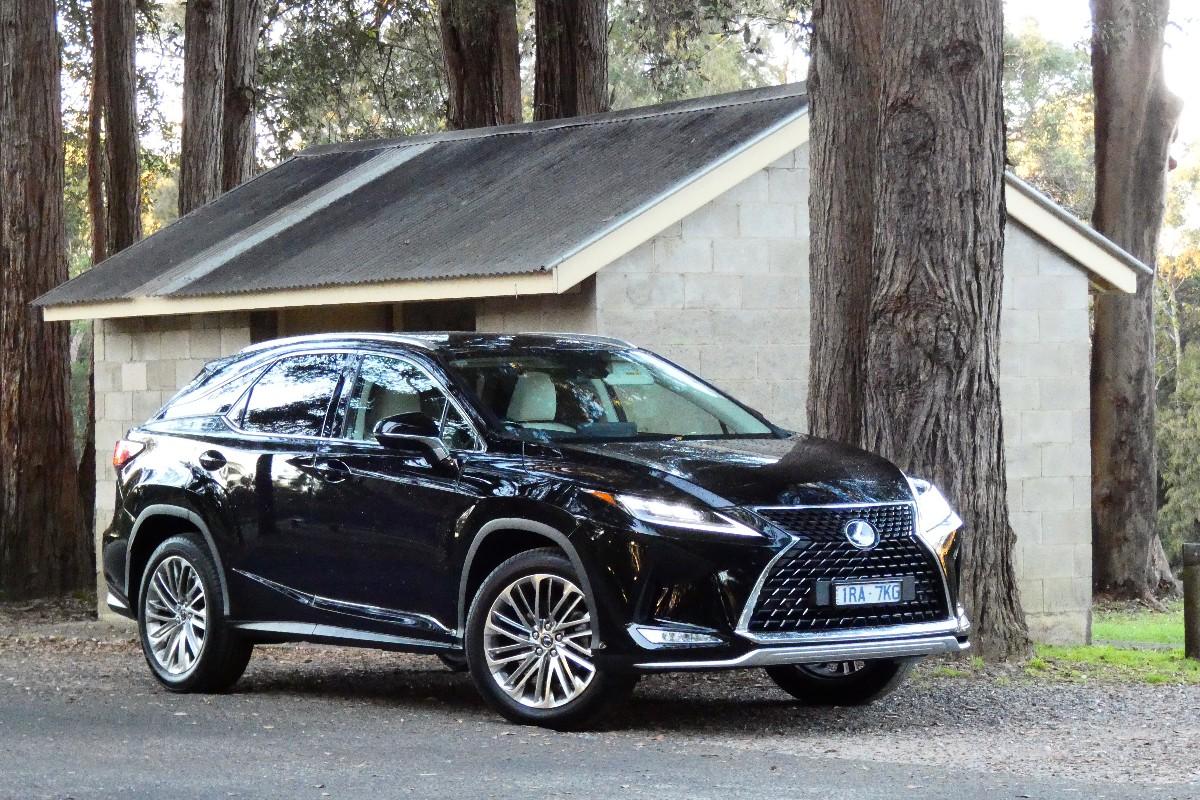 2021 Lexus RX300 Sports Luxury 6