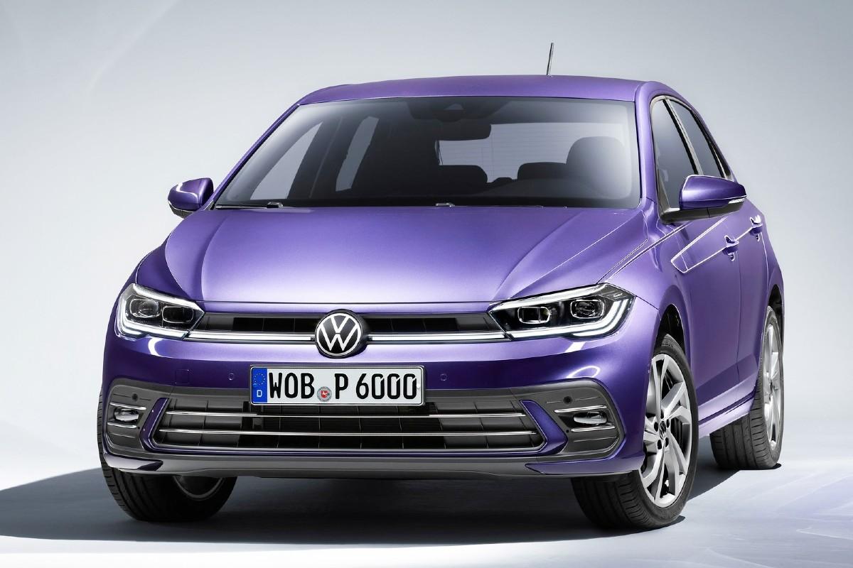 2022 Volkswagen Polo 1