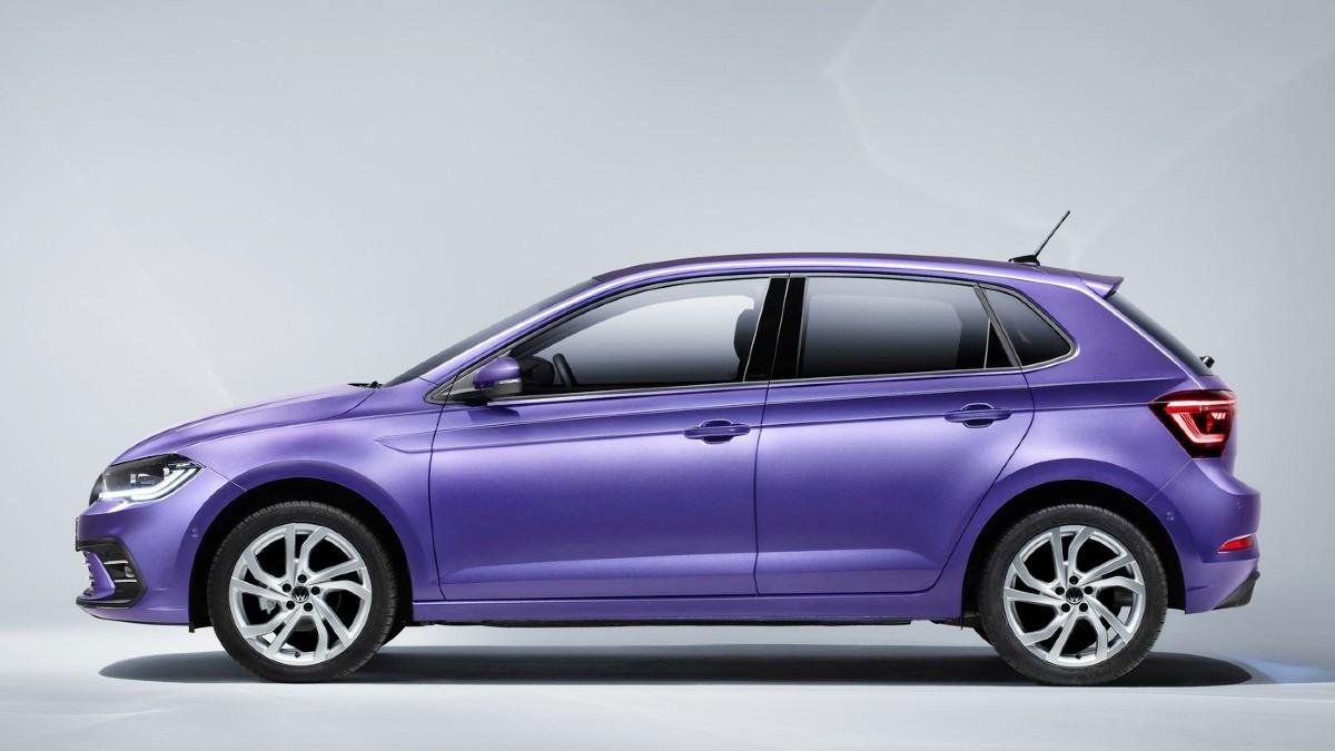 2022 Volkswagen Polo 3