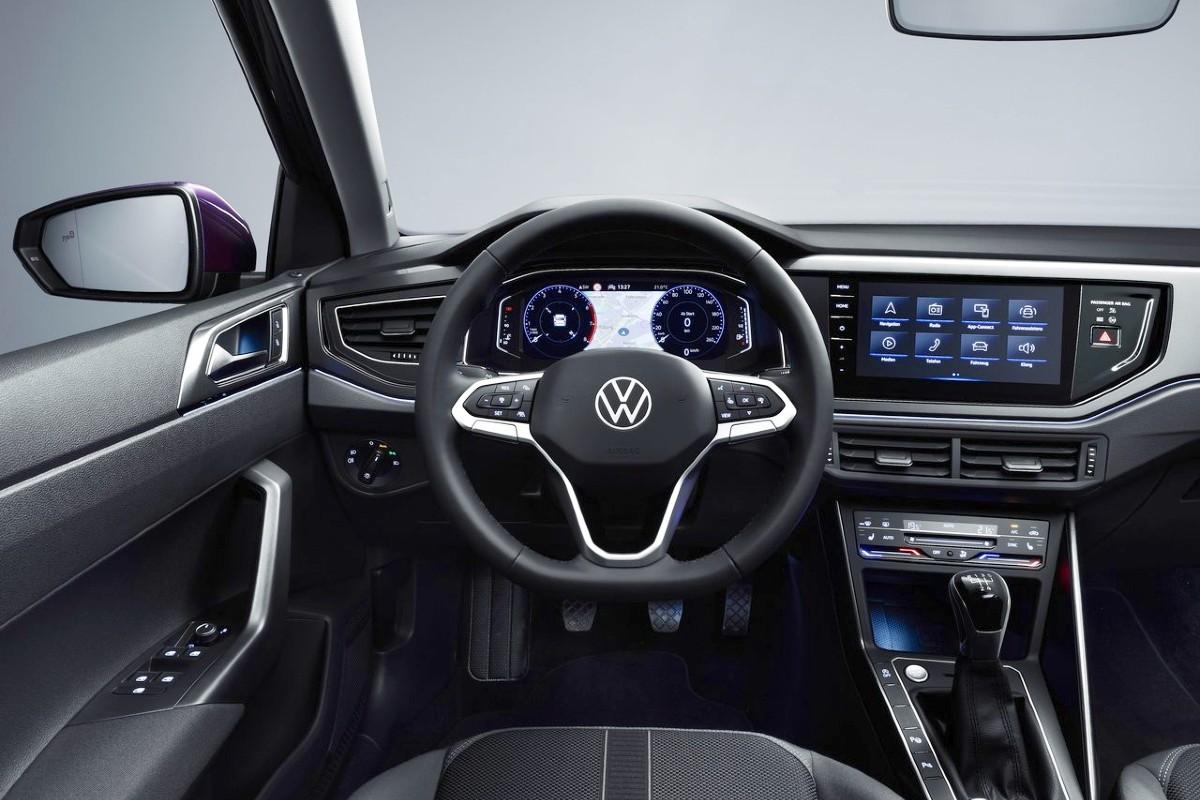 2022 Volkswagen Polo 6