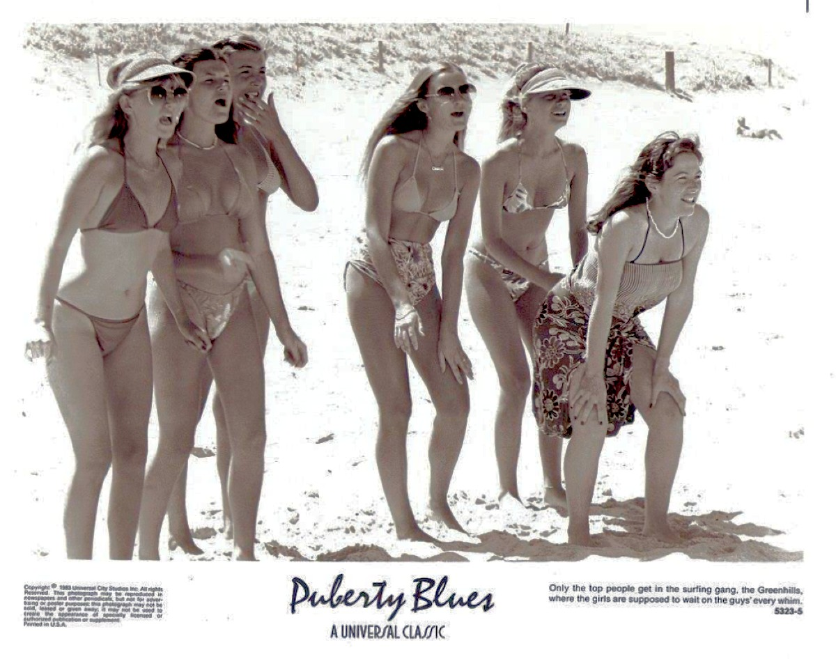 A scene from Puberty Blues