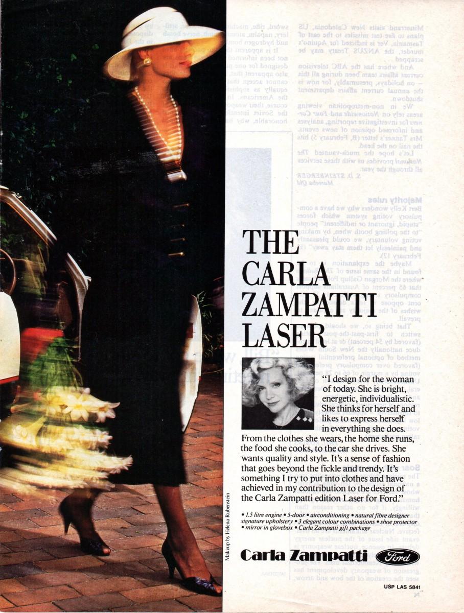Carla Zampatti Laser 3