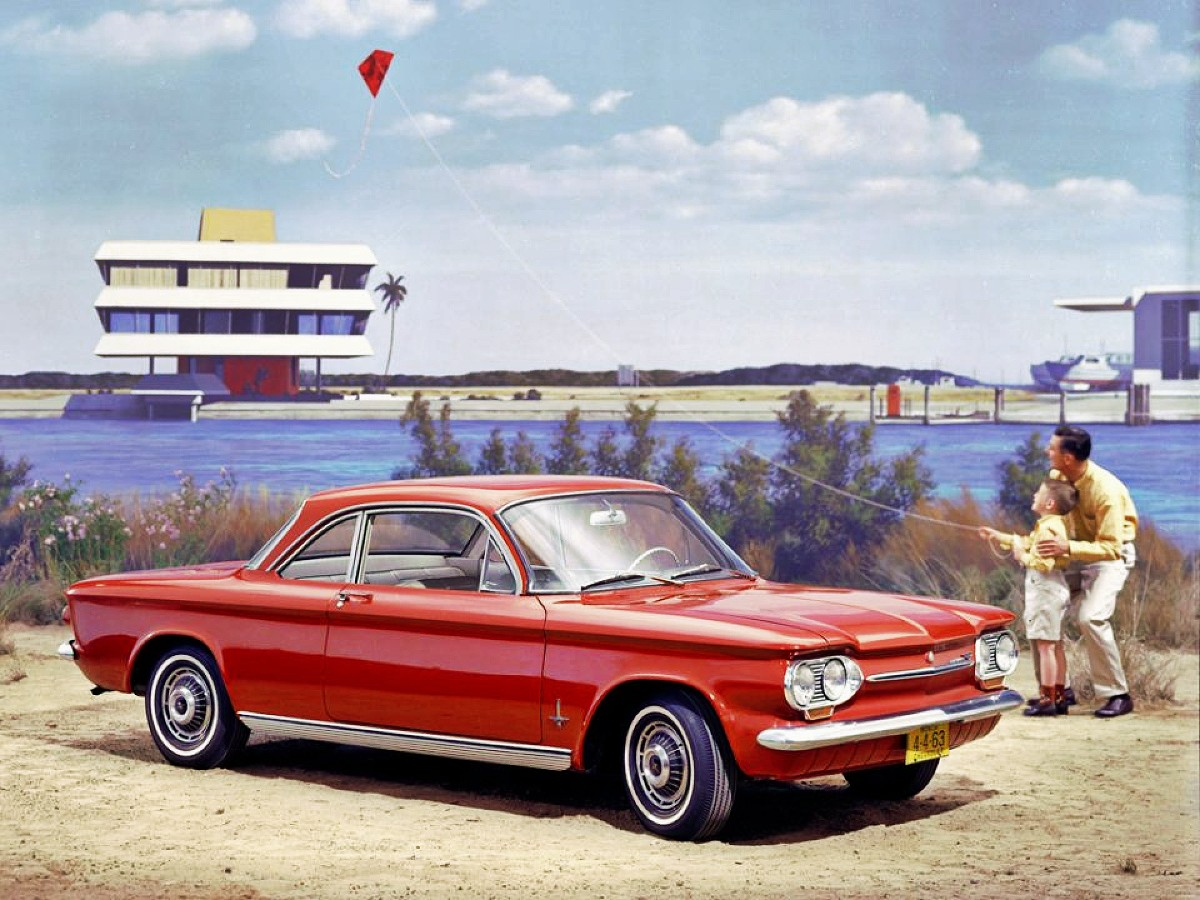 Corvair coupe