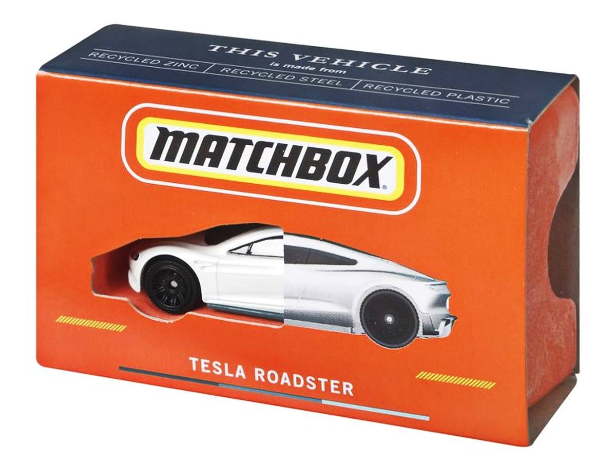 Enviro friendly Matchbox diecast models 11