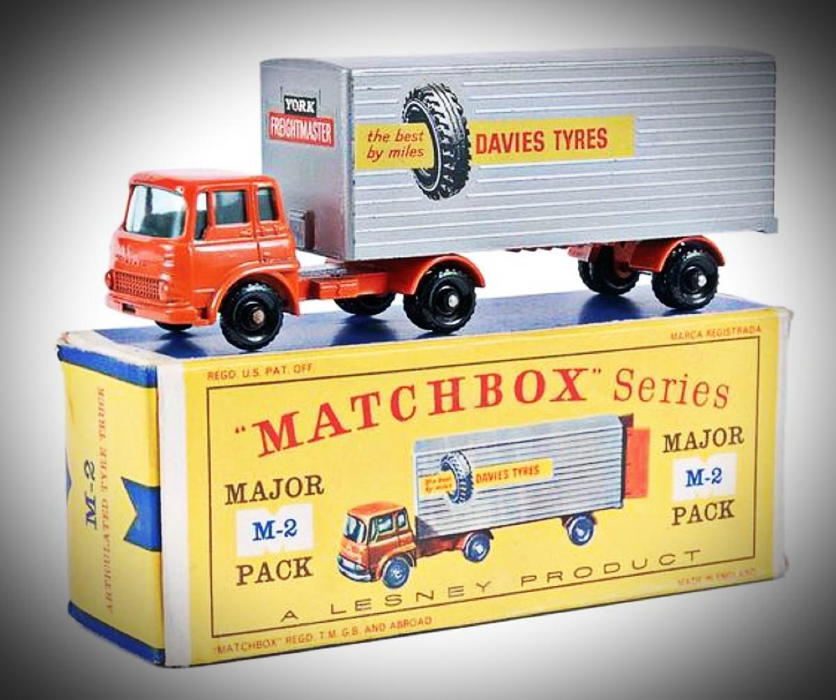 Enviro friendly Matchbox diecast models 6