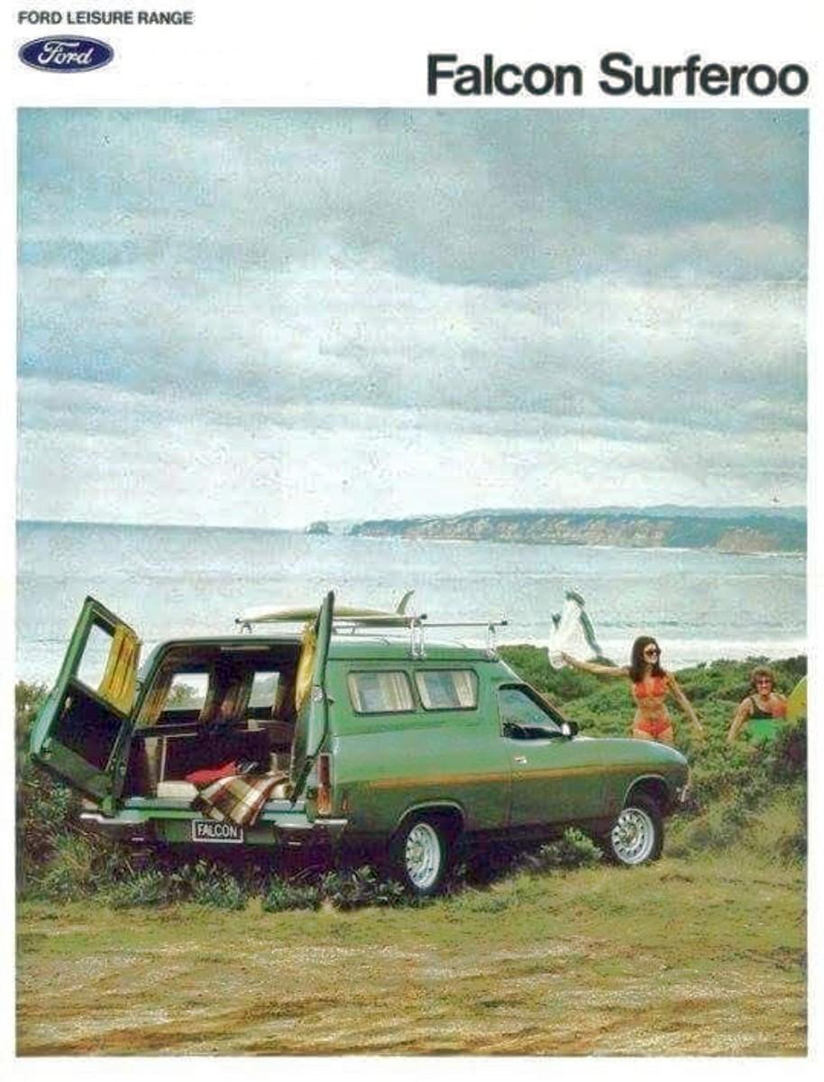 Ford Falcon Surferoo 1