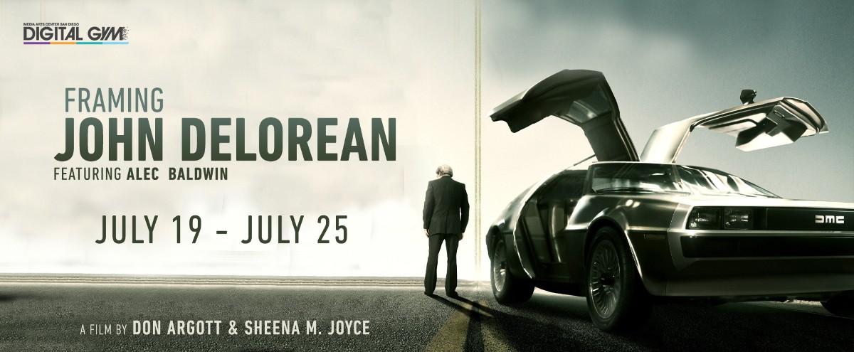 Framing John DeLorean 1