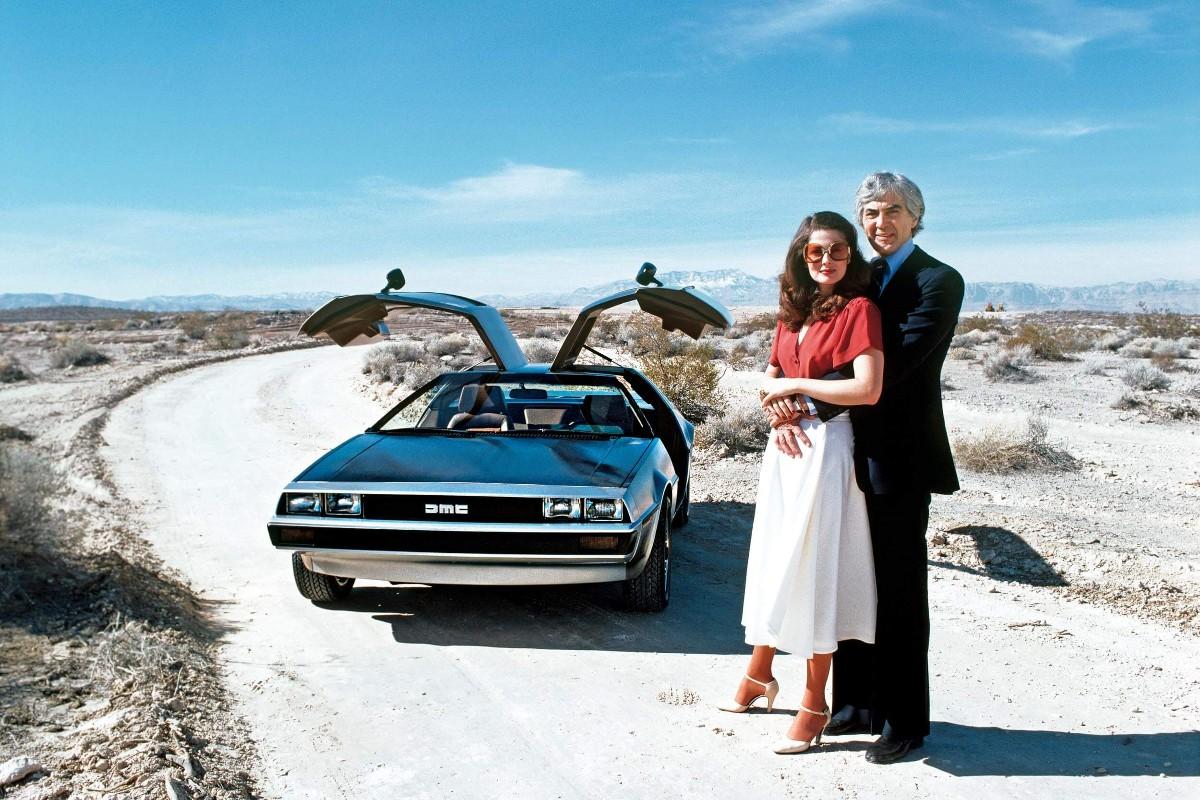 Framing John DeLorean 3