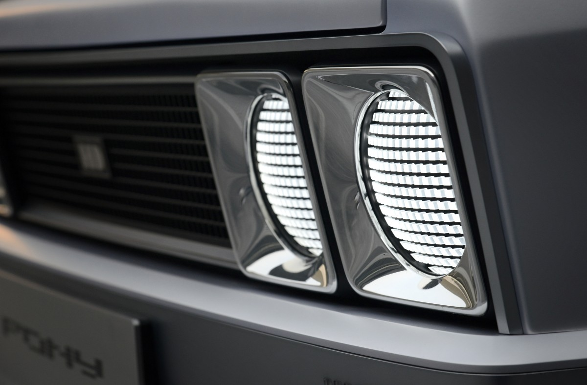 Hyundai Heritage Series PONY 1