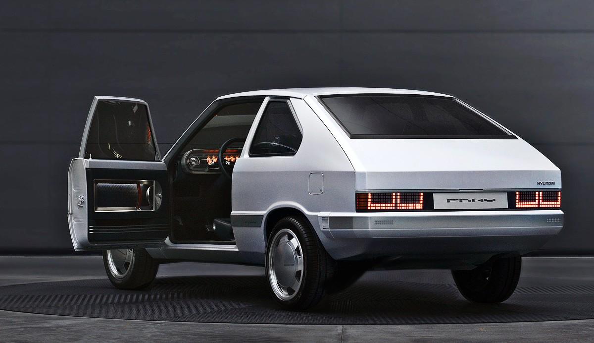 Hyundai Heritage Series PONY 10