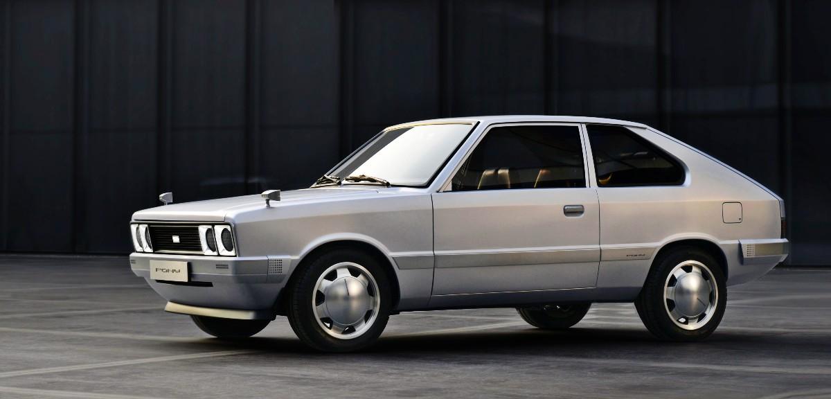 Hyundai Heritage Series PONY 9