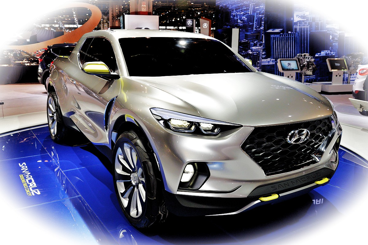 Hyundai Santa Cruz ute tease 5